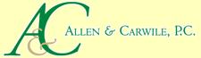 Allen & Carwile, P.C. Logo